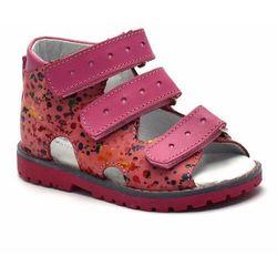Dziecięce buty profilaktyczne Kornecki OR 03/103 KL.Róż