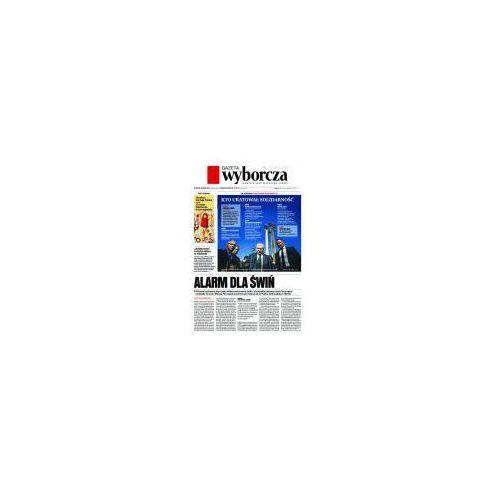 E-booki, Gazeta Wyborcza - Szczecin 204/2016
