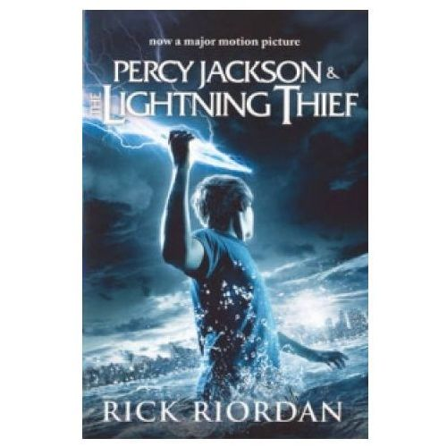 Książki do nauki języka, Percy Jackson and the Lightning Thief (opr. miękka)