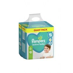 Pieluchy Pampers Active Baby 6 5O41F9 Oferta ważna tylko do 2031-10-22