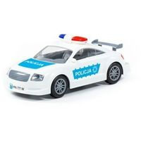 Jeżdżące dla dzieci, Samochód policja