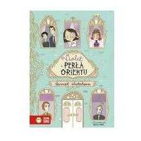 Książki dla dzieci, Violet i Perła Orientu (opr. miękka)