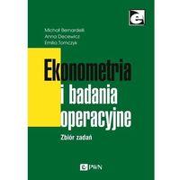 Biblioteka biznesu, Ekonometria i badania operacyjne. zbiór zadań (opr. miękka)