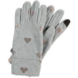 GAP Rękawiczki pięciopalcowe light heather grey