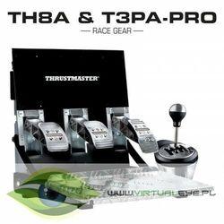 Skrzynia biegów i pedały THRUSTMASTER TH8A & T3PA PRO do PC/PS4/Xbox One