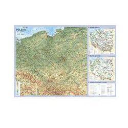 Mapa scienna Europa. Darmowy odbiór w niemal 100 księgarniach!