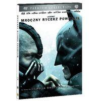 Filmy fantasy i s-f, Mroczny Rycerz powstaje (2xDVD), Premium Collection (DVD) - Christopher Nolan