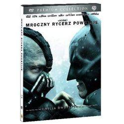 Mroczny Rycerz powstaje (2xDVD), Premium Collection (DVD) - Christopher Nolan