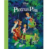 Książki dla dzieci, Piotruś Pan. Disney klasyka (opr. twarda)