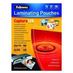 Fellowes Laminating Pouches Capture 125 micron