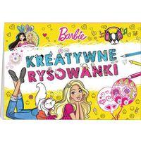 Książki dla dzieci, Barbie Kreatywne rysowanki NSD-101 - Jeśli zamówisz do 14:00, wyślemy tego samego dnia. Darmowa dostawa, już od 99,99 zł. (opr. miękka)