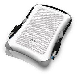 Obudowa na dysk Silicon Power Armor A30 USB 3.0 Wstrząsoodporna White