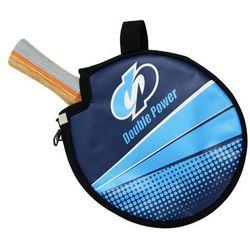 Pokrowiec na rakietę do tenisa stołowego Allright DP OB1 blue 1/2 - Niebieski
