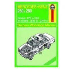 Mercedes-Benz 250 oraz 280 123 Series Petrol (Oct 76 - 84)