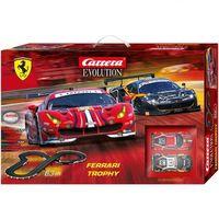Tory wyścigowe dla dzieci, Tor wyścigowy Evolution Ferrari Trophy - BEZPŁATNY ODBIÓR: WROCŁAW!