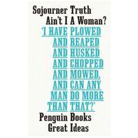 Książki do nauki języka, Aint I A Woman? - Truth Sojourner - książka (opr. miękka)
