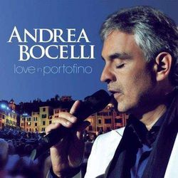 Love In Portofino (Polska cena) (DVD Dual Layer) - Andrea Bocelli (Płyta CD)