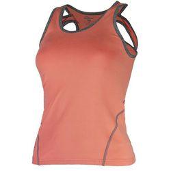 ROGELLI ROMILDA damska koszulka sportowa/ top 050.407, kolor: koral Rozmiar: L,rogelli-romilda-050-407-koral