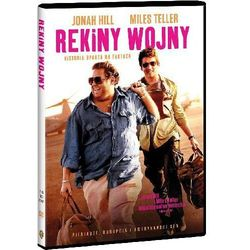 Rekiny Wojny (DVD) - Todd Phillips DARMOWA DOSTAWA KIOSK RUCHU