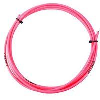 Pancerze i linki, Pancerz przerzutkowy Accent 4 mm - 3 metry różowy fluo