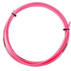 Pancerz przerzutkowy Accent 4 mm - 3 metry różowy fluo