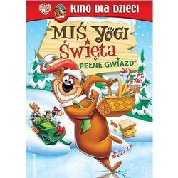Miś Yogi: Święta pełne gwiazd (DVD) - Steve Lumley