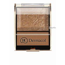 Dermacol Bronzing Palette bronzer 9 g dla kobiet