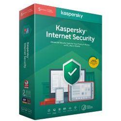 Oprogramowanie antywirusowe Kaspersky Internet Security Multi-Device 2Y produkt cyfrowy ESD 10D - KL1941PCKDS- Zamów do 16:00, wysyłka kurierem tego samego dnia!