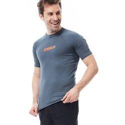 Męska koszulka nad wodę do pływania Jobe Rashguard, Niebieski, XL