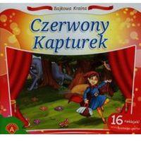 Książki dla dzieci, Bajkowa kraina Czerwony Kapturek (opr. miękka)