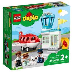 DUPLO Aeroplane & Airport 10961, Zabawki konstrukcyjne