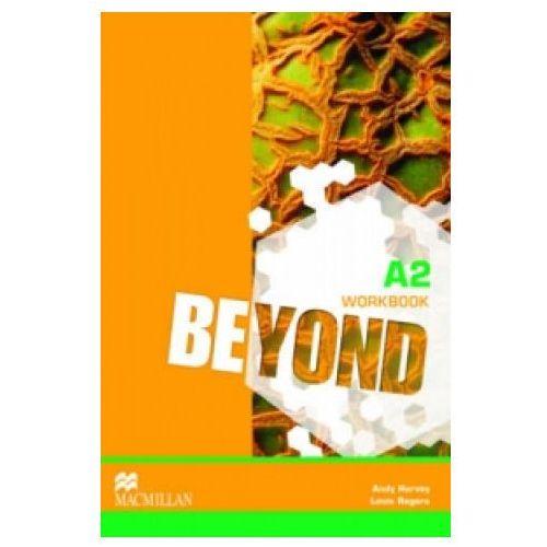 Książki do nauki języka, Beyond A2 Workbook*natychmiastowawysyłkaod3,99 (opr. miękka)