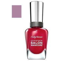 Sally Hansen Complete Salon Manicure 14,7ml W Lakier do paznokci 406 Purple Heart