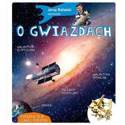 Jerzy Rafalski opowiada o gwiazdach - Rafalski Jerzy (opr. twarda)