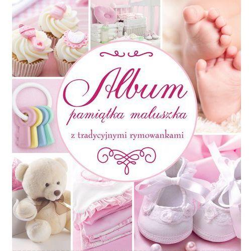 Albumy, Album pamiątka maluszka dla dziewczynki - mamy na stanie, wyślemy natychmiast