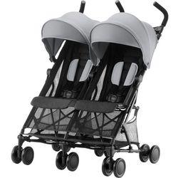 Britax Römer wózek dla rodzeństwa Holiday Double, Steel Grey - BEZPŁATNY ODBIÓR: WROCŁAW!