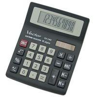 Kalkulatory, Kalkulator Vector CD-1182 - Super Ceny - Kody Rabatowe - Autoryzowana dystrybucja - Szybka dostawa - Hurt - Wyceny