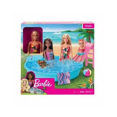 Lalki dla dzieci, Lalka Barbie Basen