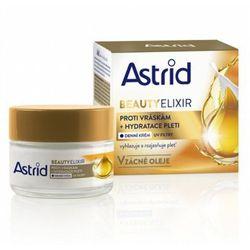 Astrid Nawilżający przeciwzmarszczkowy krem na dzień z filtrów UV Beauty Elixir 50 ml