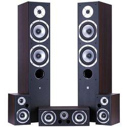 Zestaw głośników WILSON MoviX 5.0 Wenge