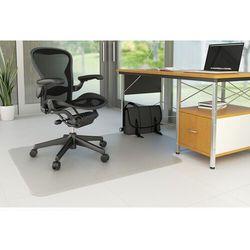 Mata pod krzesło Q-CONNECT, na podłogi twarde, 122x91,4cm, kształt T