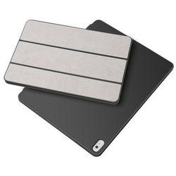 Baseus Simplism   Skórzane etui magnetyczne z klapką pokrowiec stojak do Apple iPad Pro 11'' 2018   czarny