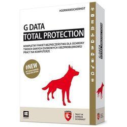 Gdata Total Protection 2 stanowiska 2 lata BOX (082505) Darmowy odbiór w 21 miastach!