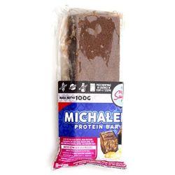 Baton wysokobiałkowy LIGHT SUGAR Michałek Protein Bar 100g Najlepszy produkt Najlepszy produkt tylko u nas!