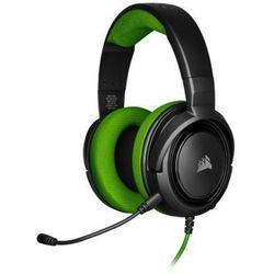 Zestaw słuchawkowy CORSAIR HS35 Zielony