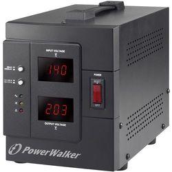 PowerWalker Stabilizator napięcia AVR 230V LED 2000VA