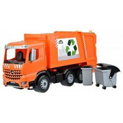 Śmieciarka Mercedes Actros Worxx w pudełku - DARMOWA DOSTAWA OD 250 ZŁ!!