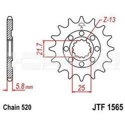 Zębatka przednia JT F1565-13 SC, RAC 13Z, rozmiar 520 2201239 Kawasaki KX 450