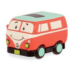 Autko Mini Wheeee-ls B.Toys - Bus 'Ogórek' BX1502Z