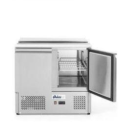Stół chłodniczy 2-drzwiowy z pokrywą uchylną HENDI 232804